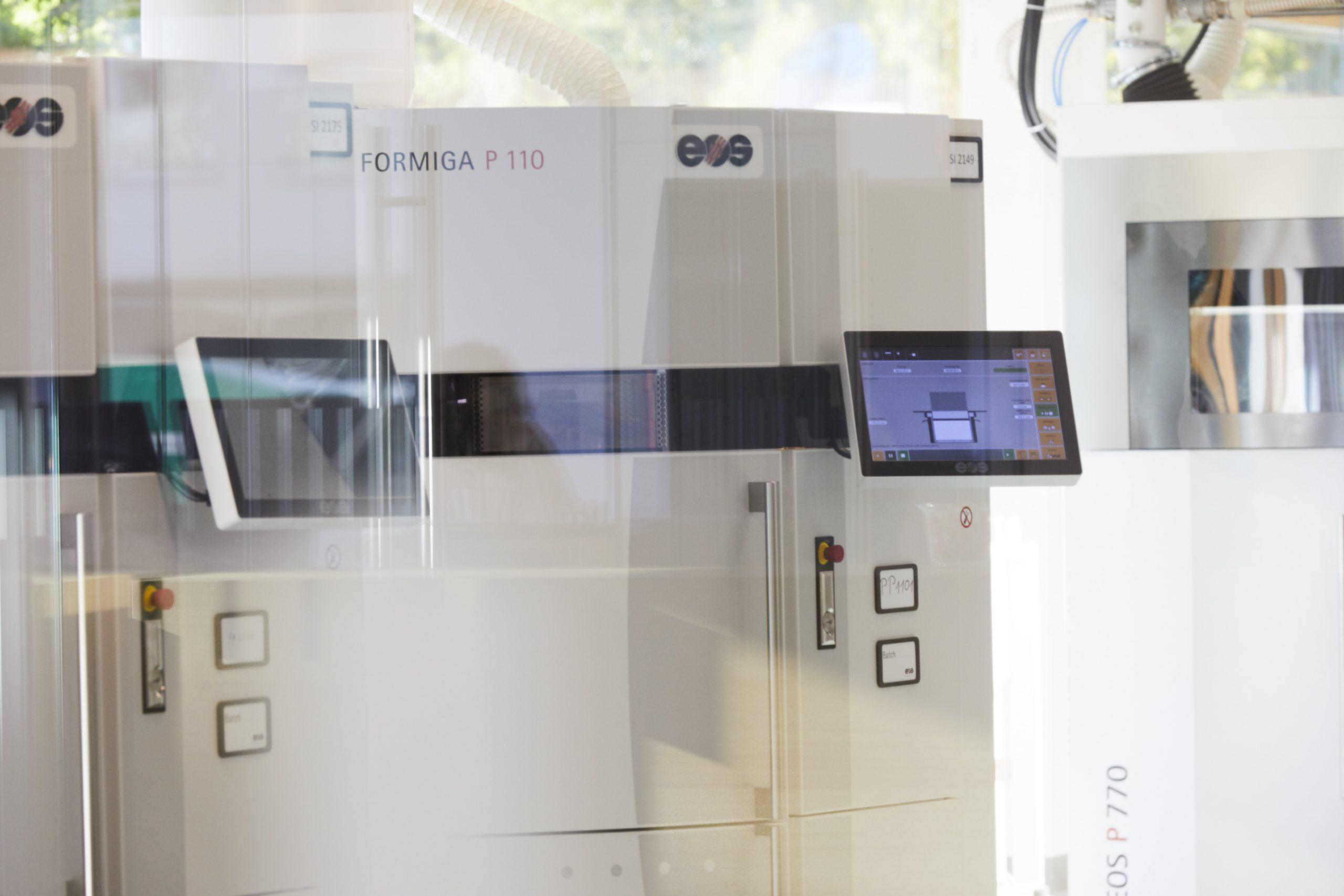 031 Industrieller 3D-Druck – SLS