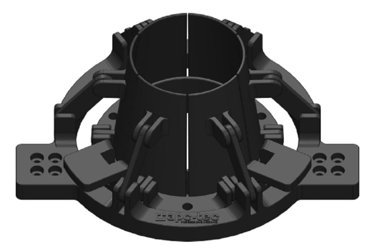 Konstruktion_CAD_Spreizklappe_vertikaleAnsicht