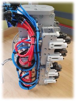 Montage Bild 2_Montage einer hybriden Baugruppe für Greifsysteme